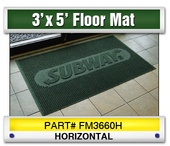 Island Visuals Floor Mats