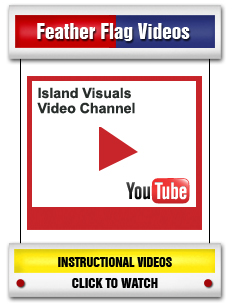 Feather Flag Videos