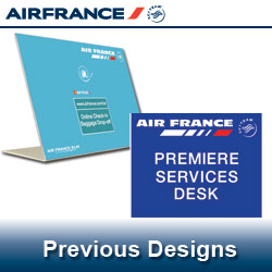 Air France - Previous Designs