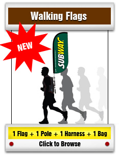 All Walking Flags