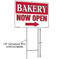 Bakery Now Open