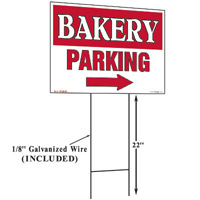 Bakery Parking