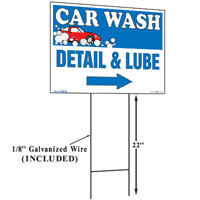 Car Wash Detail and Lube